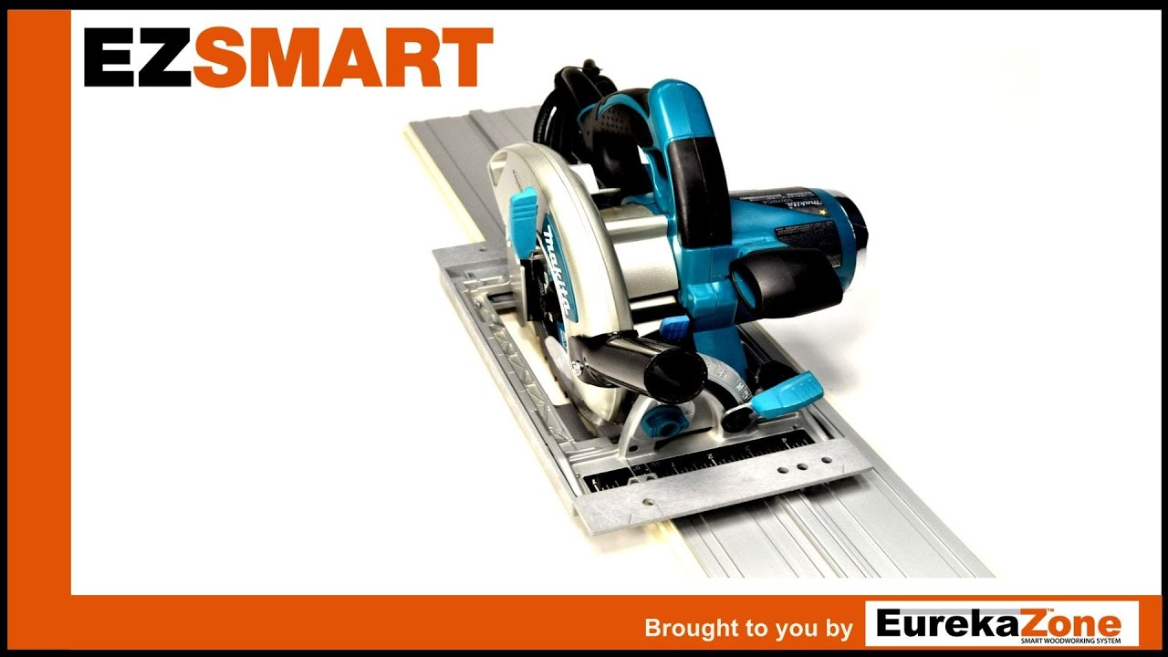 Episode 2 Ezsmart Track Saw Systems Set Up Amp Use Youtube
