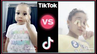 Toddler Does CALI FROM RUSH FAM Tik Toks! | + Bonus Birthday Vlog | Sasa Squad
