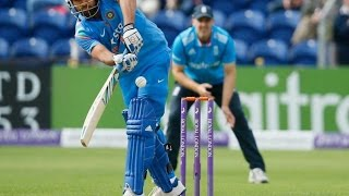 Rohit Sharma The Hit-man Sixes 2015 -2017