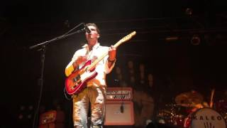 Kaleo - Boise - Hot Blood (Live)