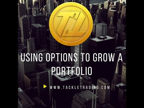 Using Options to Grow a Portfolio