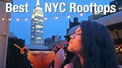 10 BEST Rooftop Bars in New York-  NYC Nightlife Guide ?(From A Local)