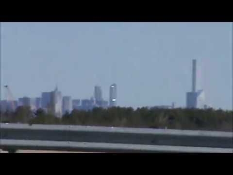 One World Trade Center & NYC Skyline From Riis Park & Marine Parkway Bridge (4-23-17)