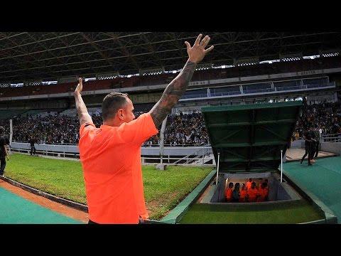 Juventus on tour. Jakarta è bianconera