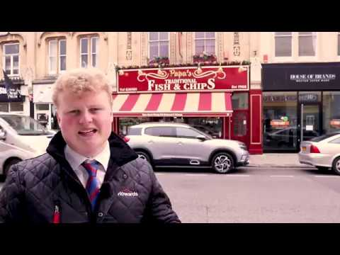 Papa's Fish And Chip Shop Documentary/Competition Video