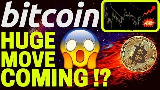 🔥 BITCOIN HUGE MOVE COMING !?!🔥bitcoin litecoin price prediction, analysis, news, trading