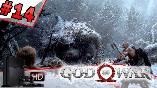 GOD OF WAR - Let's play épisode 14 [PS4] Au cœur de la montage