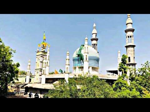 Ziarat e Dargah Hazrat Meera Ali Datar(R.A.), Unnawa,Unjha,Gujrat, India