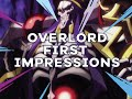 Overlord First Impressions
