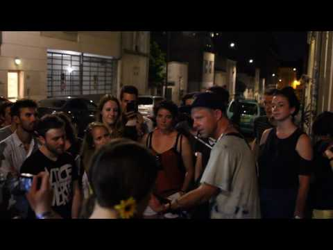 Jon Foreman - Your Love is Strong (Live in Paris)