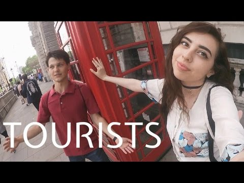 A Tourist's Guide To London