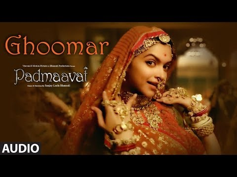 Padmaavat: Ghoomar Full Audio Song |...