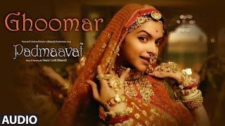 Padmaavat: Ghoomar Full Audio Song | Deepika Padukone| Shahid Kapoor | Ranveer Singh
