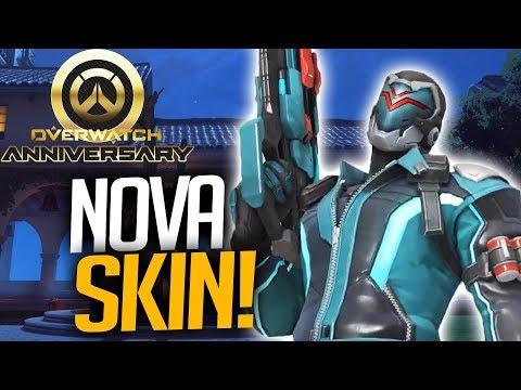 OVERWATCH - NOVA SKIN SOLDADO 76 VENOM REVELADA! - Central thumbnail