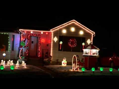 Holiday Light Brigade 2013: 1033 Elgin Ave., Salt Lake City