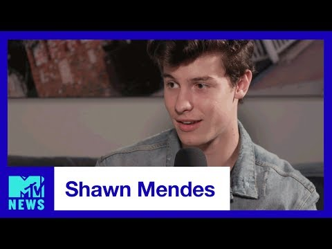 Shawn Mendes on 'Treat You Better' & Performing at the 2017 VMAs | MTV News