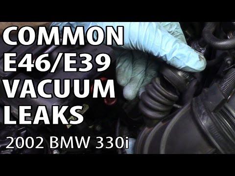 bmw-e46-&-e39-most-common-vacuum-leaks-p0171-&-p0174
