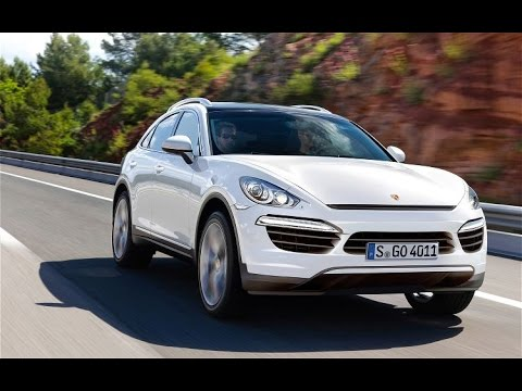 2017 Porsche Cayenne Full Tour Review