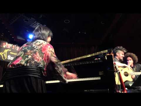 Keiko Matsui Live with her Acoustic Band in Chicago - April 16, 2016