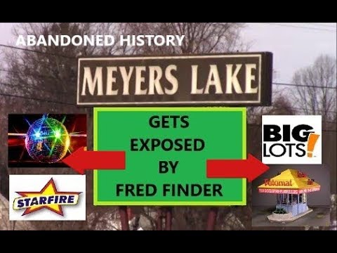 Meyers Lake Plaza Gets Exposed #CANTON