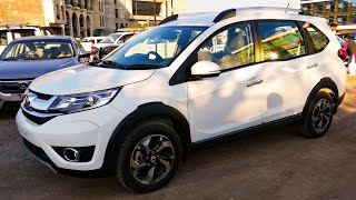 Download Video Honda BRV 2019| In Depth Review || Most Affordable Seven Seater in Pakistan | MP3 3GP MP4