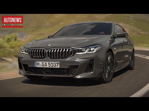 BMW 6 серии Gran Turismo (2021): цены и все подробности!
