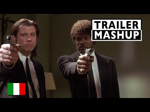 THE PULP BROTHERS - Pulp Fiction VS. The Blues Brothers (Trailer Mash Up)