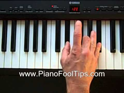 Eb Piano Chord Worshipchords