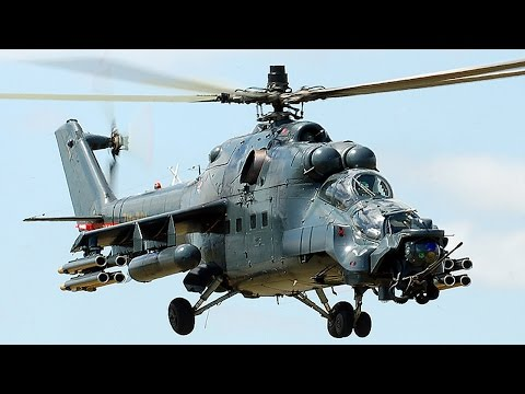 Mi-24 Hind - Wings of the Red Star