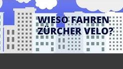 Velofahren in der Stadt Zürich