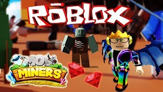MOB MINERS ROBLOX ❤️ ( Gamepass, Rebirth, Cheats and All Zones )