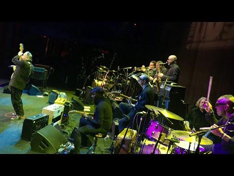 """""""Woke Up This Morning"""" • Jimmie Vaughn, Steve Jordan, Pino Paladino • Tribute To BB King • 2/16/20"""