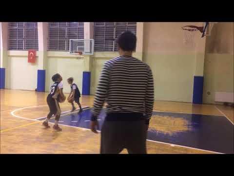 Basketball Balance & Shoot Drill
