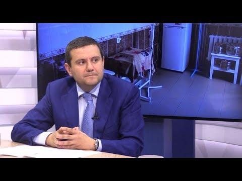 DumskayaTV: Вечер на Думской. Левон Никогосян, 18.10.2017