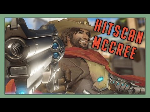 Hitscan McCree