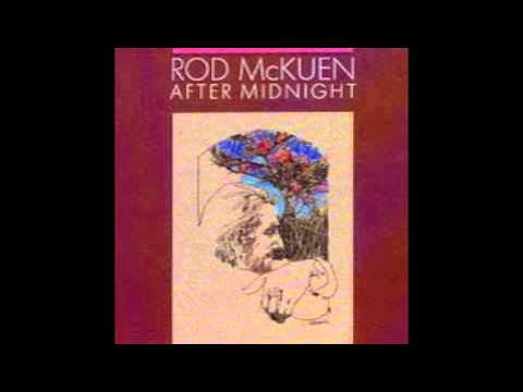 Rod McKuen - I'm Strong But I Like Roses