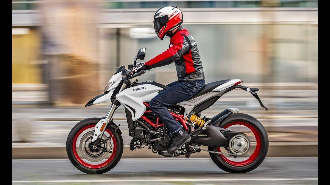 2018 Ducati Hypermotard 939 - YouTube
