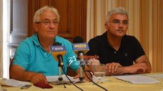 ΕΠΣΘ: Εκλογές τώρα ζητούν Ακτσιαλής - Αγγελόπουλος για άρση του αδιεξόδου