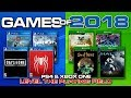 Xbox Slump is Over - PS4 vs Xbox One Game leaks 2018 Exclusives - Colteastwood