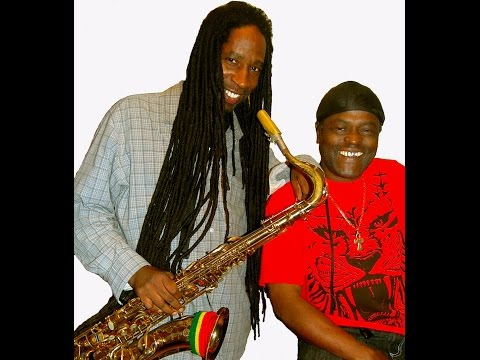 SAXMAN JERRY JOHNSON Interview with RULA BROWN ...Feat. Sugar Minott (Recorded 4/17/17)