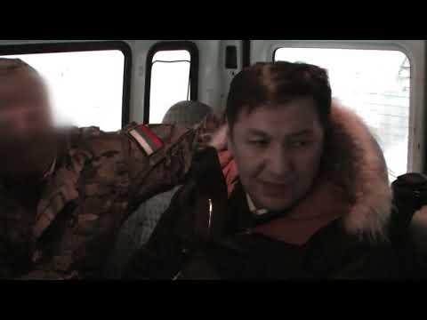 УФСБ Якутии. Задержание лидера киргизской диаспоры при сбыте миграционных документов