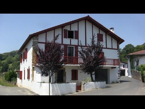 de Bayonne a San Sebastian par les villages du pays Basque