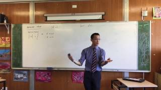 Introduction to Absolute Value (1 of 2: Definitions)