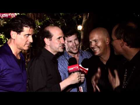 THE BLANKS AUSTRALIAN TOUR UOWTV INTERVIEW (EXTENDED CUT)