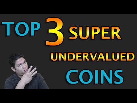 TOP 3 SUPER UNDERVALUED COINS THAT WILL X10