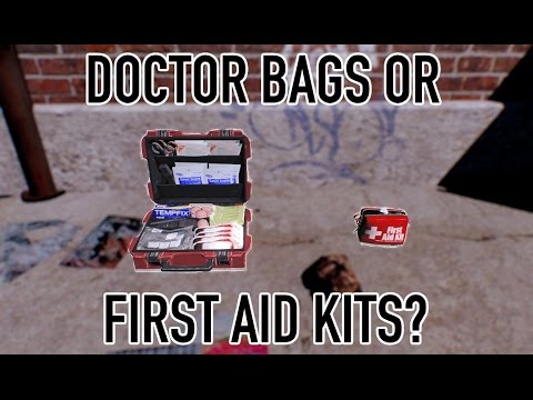 Should I Bring Doctor Bags or First Aid Kits? [PAYDAY 2]