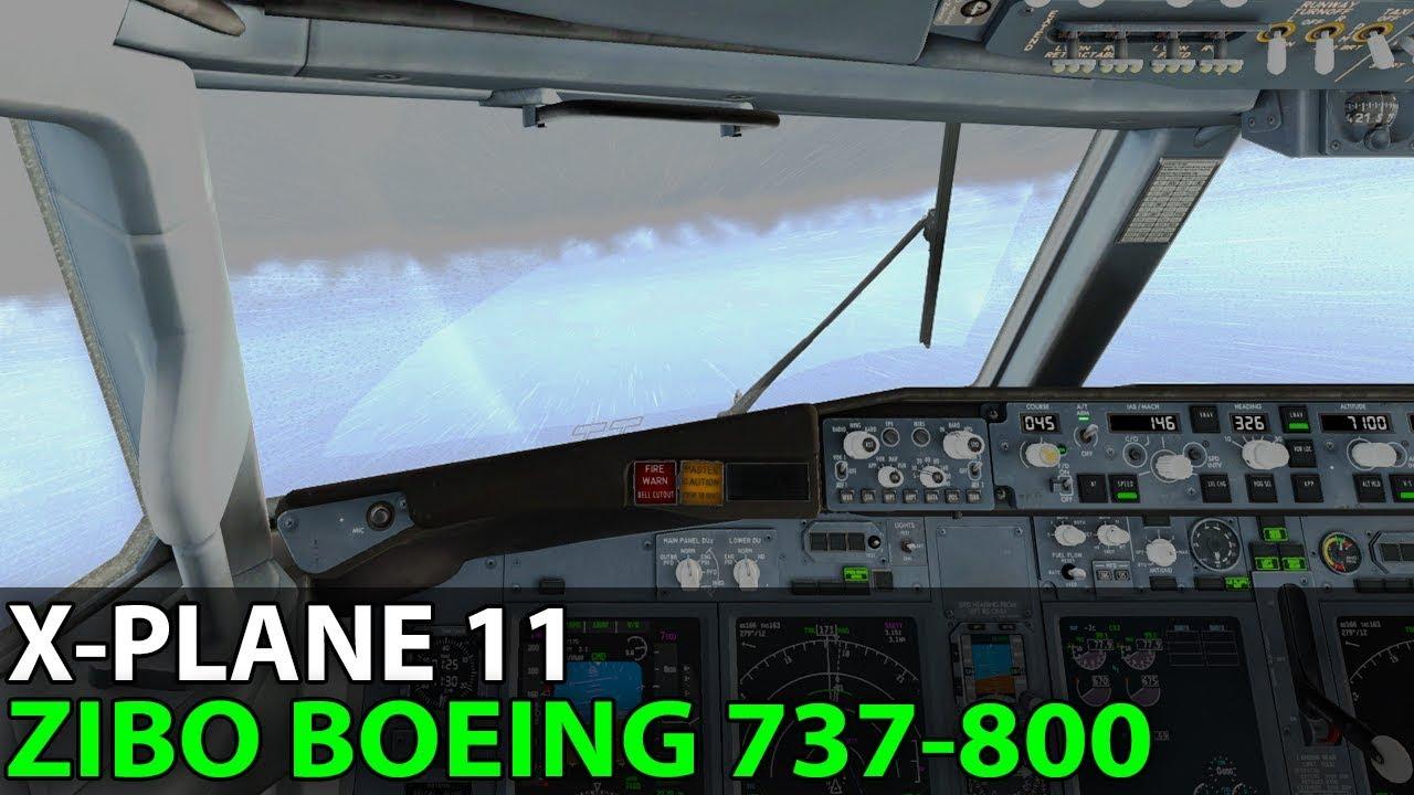 737 Zibo Modified