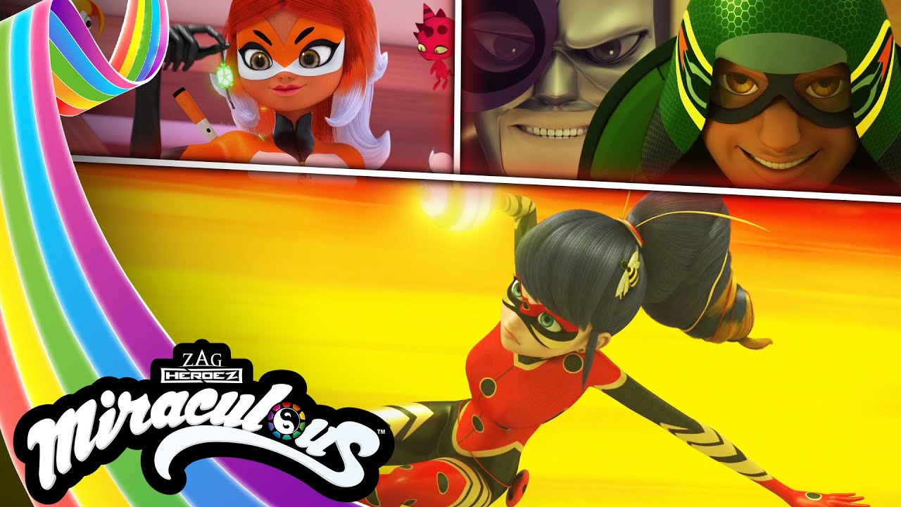 Download MIRACULOUS | 🐞 OPTIGAMI - Sentimonster ☯️ | SEASON 4 | Tales of Ladybug and Cat Noir