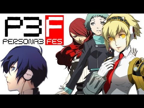 OF COURSE THEY ALL CONFESS THEIR LOVE AT THE SAME TIME | Persona 3 FES
