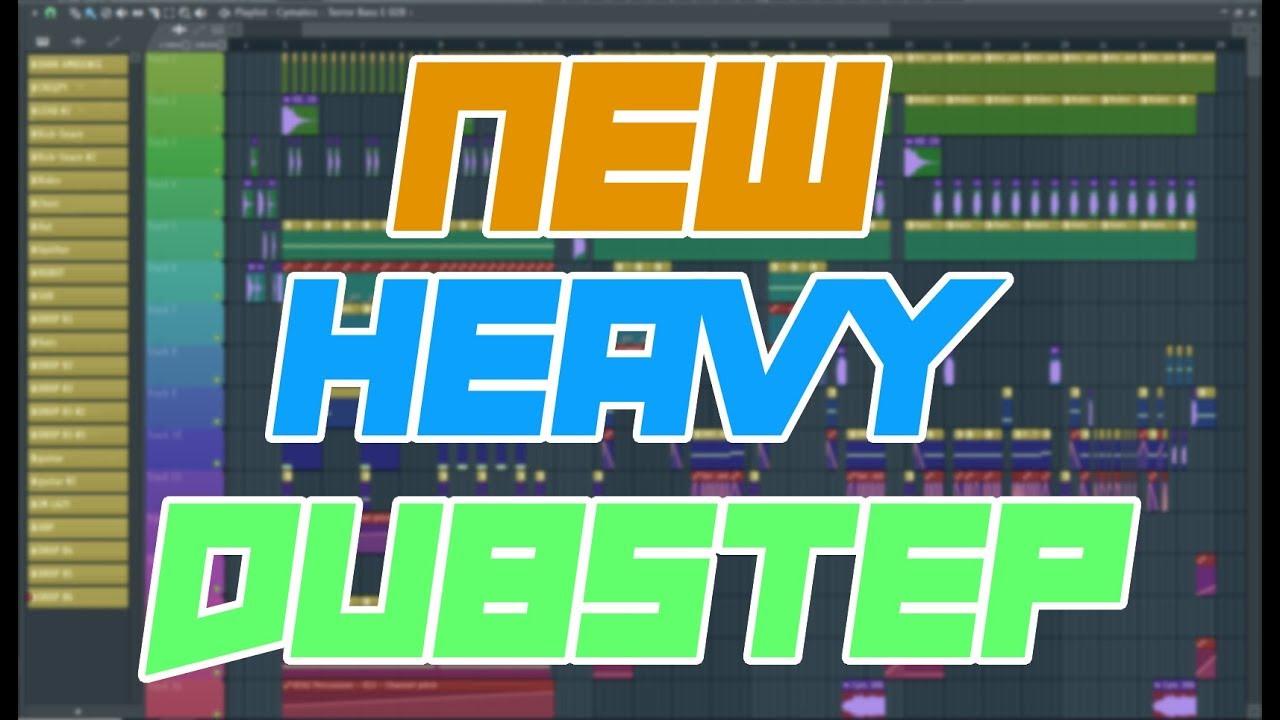 [FREE FLP] New Heavy Dubstep Drop & Buildup